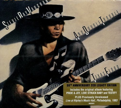 Texas Flood (30th Anniversary Collection) by Stevie Ray Vaughan, Double Trouble (2013) Audio CD by Double Trouble Stevie Ray Vaughan