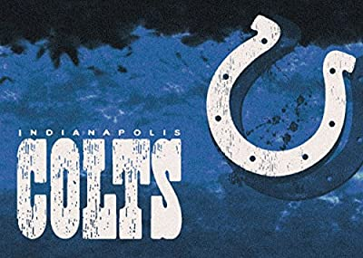 Milliken Indianapolis Colts NFL Team Fade Area Rug