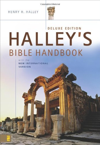 Halley'S Bible Handbook With The New International Version---Deluxe Edition front-854205