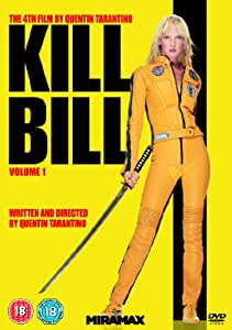 Kill Bill - Volume 1 [DVD]