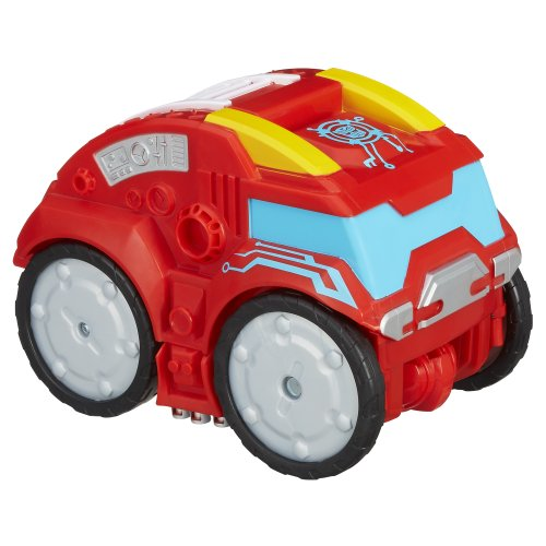 Playskool Heroes Transformers Rescue Bots Flip Changers Heatwave the Fire-Bot Figure