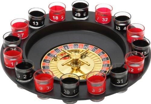 不二貿易 グラス ドリンキング ゲーム (ルーレット) 22286