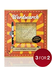 Gift Bazaar Wordsearch Book