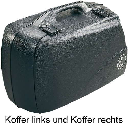 Junior-Seitenkoffer 40 Liter re/li