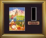 Beauty and the Beast Disney - Framed filmcell picture (g)