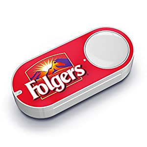 Folgers Dash Button from Amazon