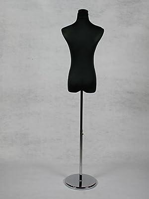 FixtureDisplays Mannequin Female Display Body Bust Forms Maniki 13792