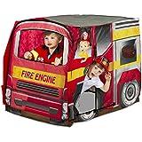 Playhut Fire Engine Vehicle