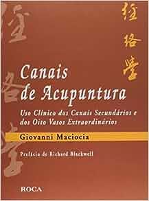 Canais De Acupuntura: Giovanni Maciocia CAg (Nanjing