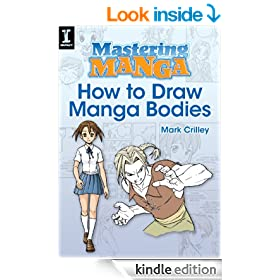 Mastering Manga, How to Draw Manga Bodies