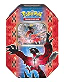 Toy - Pokemon 25756 - Premiumkarte Yveltal-EX, Tin 40