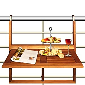 Table pliante ikea les bons plans de micromonde - Table balcon suspendue ikea ...