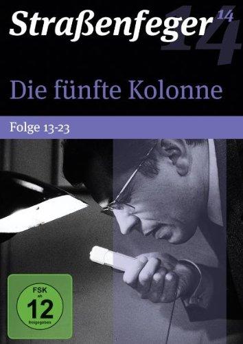Straßenfeger 14 - Die fünfte Kolonne, Folge 13-23 [4 DVDs]