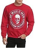Of Mice & Men SoCal Skull Crewneck Sweatshirt