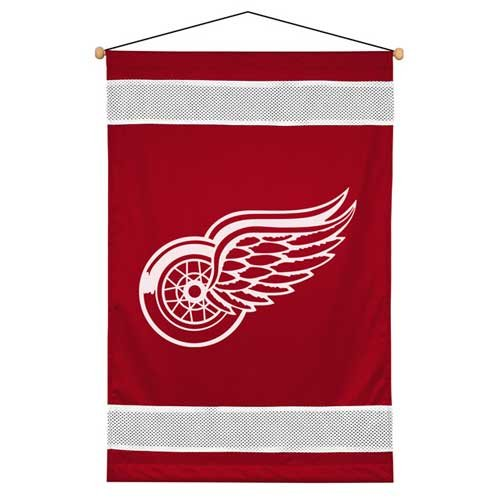 Red Wings Bedding front-1014022