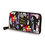 Disney Villains Pebble Wallet