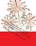 Happy Fourth of July Fireworks Coloring Book: For Kid s Ages 4 Years Old and up