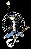 C&D Visionary Dee Dee Ramone Hop Sticker by C&D Visionary Inc.