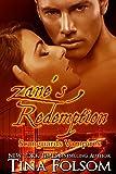 Zane's Redemption (Scanguards Vampires #5)