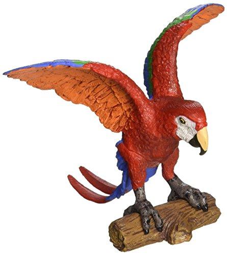 Papo Ara Parrots Toy Figure