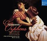 echange, troc Telemann, Orfeo Barockorchester - Telemann: Orpheus