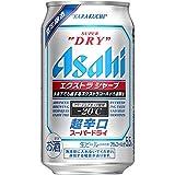 アサヒ スーパードライ エクストラシャープ 缶 350ml×24本 ランキングお取り寄せ