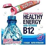 Zipfizz Healthy Energy Drink Mix, Pink Grapefruit, Pack of 30