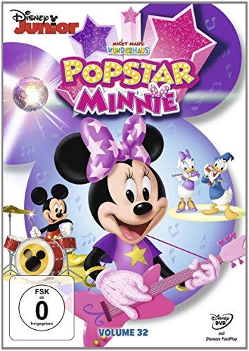 Micky Maus Wunderhaus, Volume 32 - Popstar Minnie
