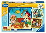 Ravensburger 09337 - Disney Jake and...