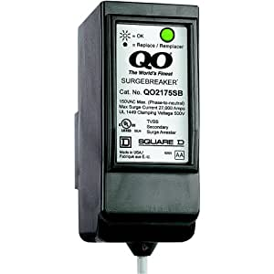 Square D by Schneider Electric QO2175SB QO