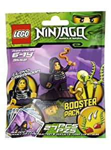 Amazon.com: LEGO Ninjago Lloyd Garmadon 9552: Toys & Games