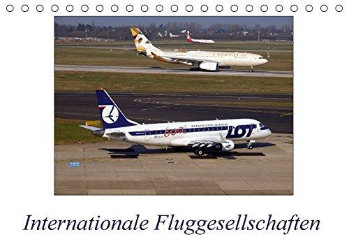 internationale-fluggesellschaften-tischkalender-2017-din-a5-quer-mobilitat-auf-allerhochstem-niveau-