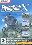 Flying Club X Add-On for FSX or 2004 (PC DVD)