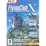 Flying Club X Add-On for FSX or 2004 (PC DVD)by Just Flight