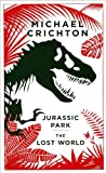 Jurassic Park / The Lost World (Leatherbound Classics)