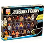 Block Tech 20 Block Figures
