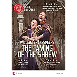 The Taming of the Shrew - Shakespeare's Globe Theatre On-Screen