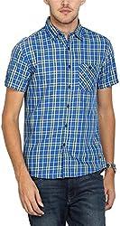 East West Men's Casual Shirt (EW-POP-017_40)