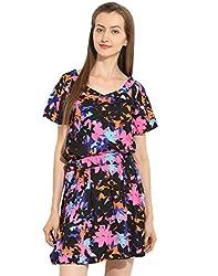Multicolor Dress Medium