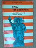 img - for USA for beginners;: By rocking-chair across America book / textbook / text book