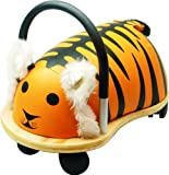 Prince Lionheart Wheely Bug, Tiger, Small Color: Tiger Size: Small Infant, Baby, Child
