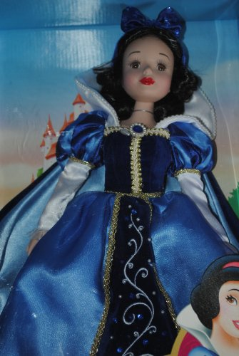Disney Princess Brass Key 2003 Holiday Collection Porcelain Doll - Snow White рюкзаки disney princess мешок для обуви disney princess