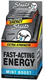 Sheets - Energy Strips Extra-Strength Mint Boost - 8 Strip(s)