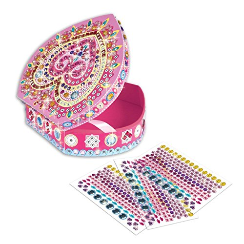 Sticky Mosaics® Heart Box front-173224
