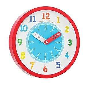 London Clock - 24183 - Kids Tell The Time Wall Clock