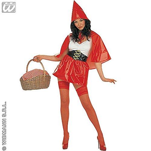 Kostüm Sexy Lack Rotkäppchen Gr.L
