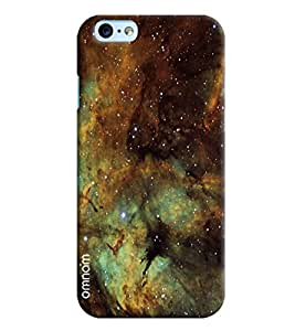 Omnam Galaxy Effect Printed Designer Back Cover Case For Apple iPhone 6/6s