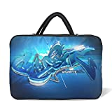 Ablink Gigabyte 3D Laptop Sleeve 11.6-14inch Notebook Computer Briefcase Carrying Case Cover Bag for iPhone computer/iPad