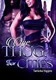 img - for One Thug, Two Cities: An African American Urban Hood Drama book / textbook / text book