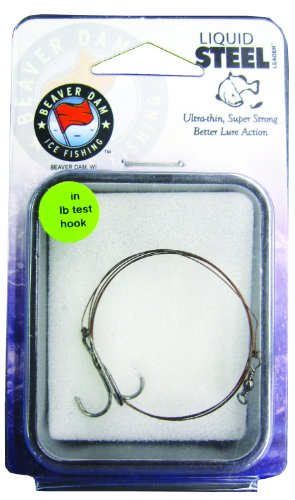 Beaver Dam LL8-TH10 Liquid Leader with No.10 Treble, 8-Pound sp150z2c 150a 1200v